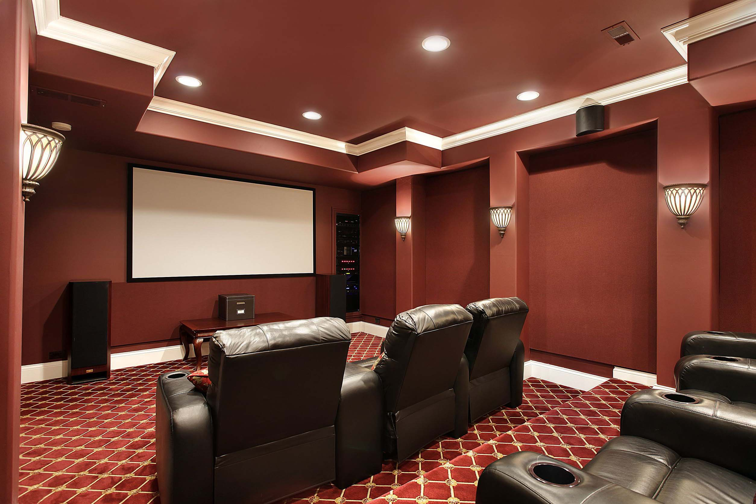 home theater in Chicago